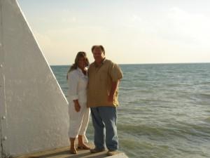 Rick & Karrie in Erieau